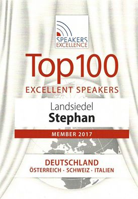 Top 100 Speaker Stephan Landsiedel